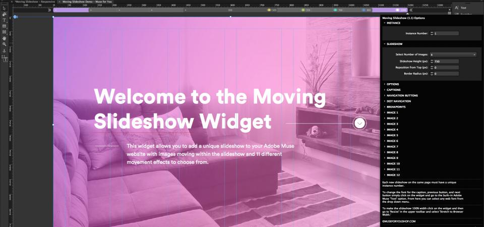Moving Slideshow