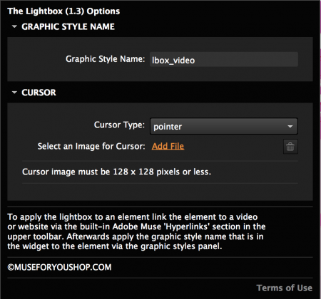Easily have any element open the Lightbox