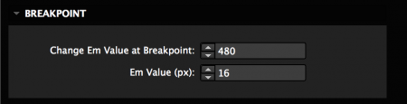 Disable at breakpoint