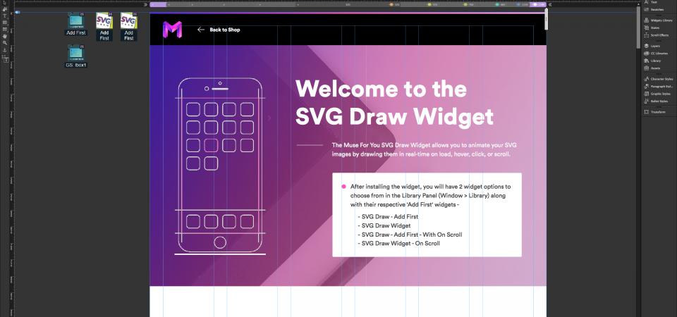 SVG Draw