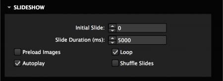 Set slide duration